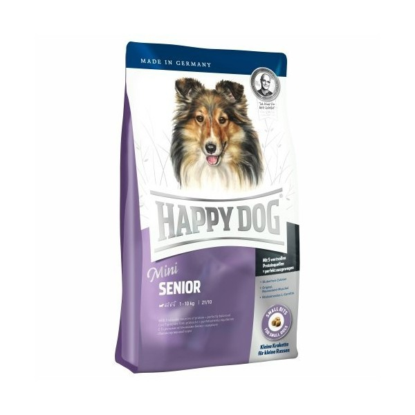 Happy Dog Mini Senior 4 kg