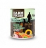 Farm Fresh Zvěřina a králík se sladkými bramborami 400g