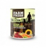 Farm Fresh Klokan s brusinkami 400g