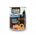Farm Fresh Bizon se sladkými bramborami 400g