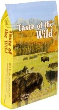 Taste of the Wild High Prairie Canine 12,2 kg