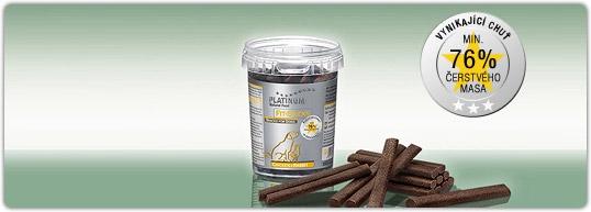 PLATINUM Natural FIT Sticks Chicken & Rabbit 300g