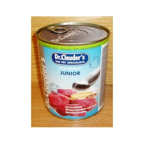 Dr.Clauder´s 800g Selected Meat Junior
