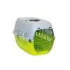 Přepravka plastová zeleno-šedá 56x37x35cm