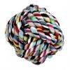 Míč bavlna 6,5cm aport barevný