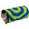 Tunel nylonový pro kočky 25x50cm Trixie