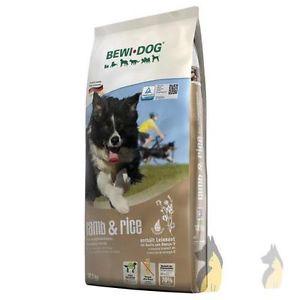 Bewi Dog Lamm & reis 12,5KG