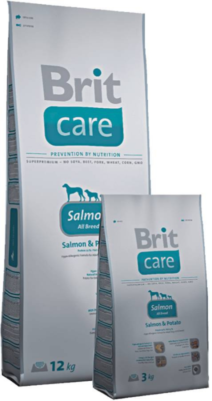 Brit Care Dog Salmon All Breed 3kg