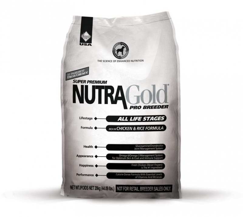 Nutra Gold Breeder Bag 20kg