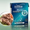 PLATINUM Natural Menu kuře + mořské ryby 375g