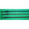 Vodítko lano 1,0x150cm uzlík