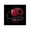 Flexi New Classic XS 3mdo 8kg červená/lanko