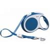 Flexi Vario L 5m do 60kg modrá/pásek