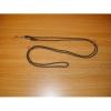 Vodítko lano 0,6x240cm uzlík přepínací