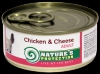 Natures Protection Can Cat Chicken&Cheese 100 g