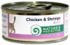 Natures Protection Can Cat Chicken&Shrimps 100 g