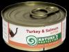 Natures Protection Kitten Turkey Salmon 100g for cat