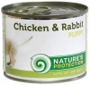 Natures Protection Puppy Chicken Rabbit 200g