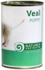 Natures Protection Puppy Veal 400g konzerva