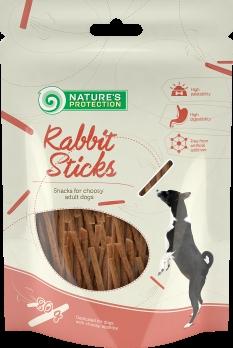 Natures Protection snack králičí 80g