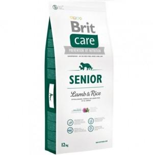 Brit Care Dog Senior Lamb & Rice 12kg NEW