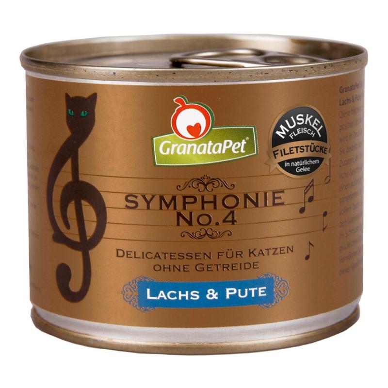 GranataPet Symphonie no.4 Losos a krůta, 200g