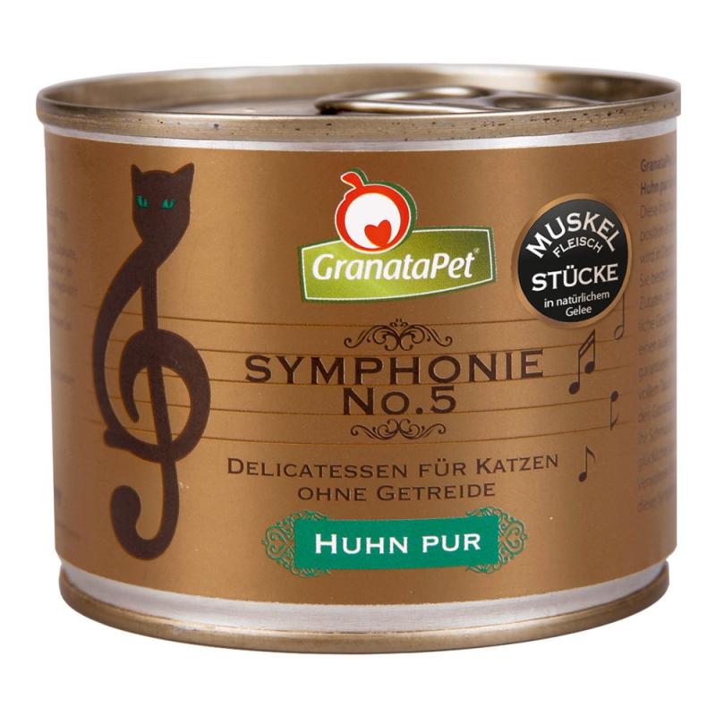 GranataPet Symphonie no.5 Čisté kuře