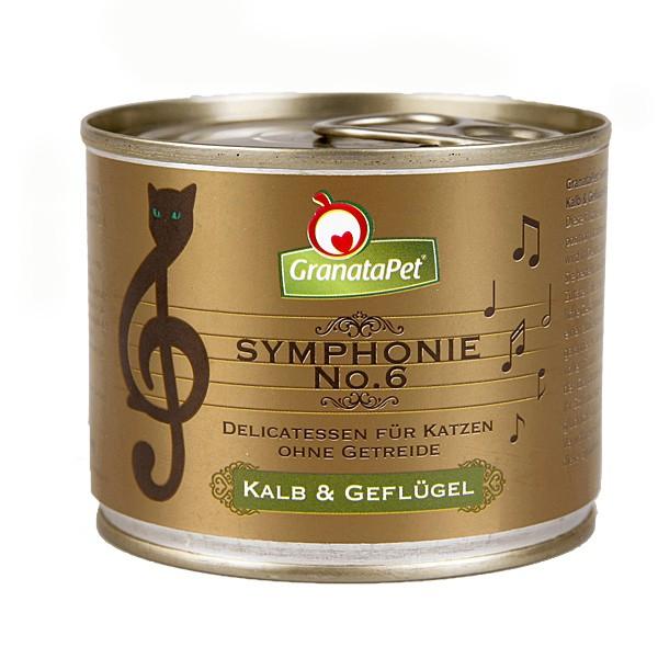 GranataPet Symphonie no.6 Jehněčí a drůbež, 200g