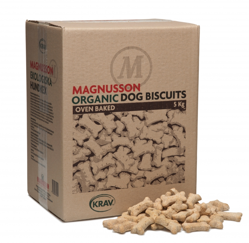 Magnusson BISCUITS SMALL 5kg