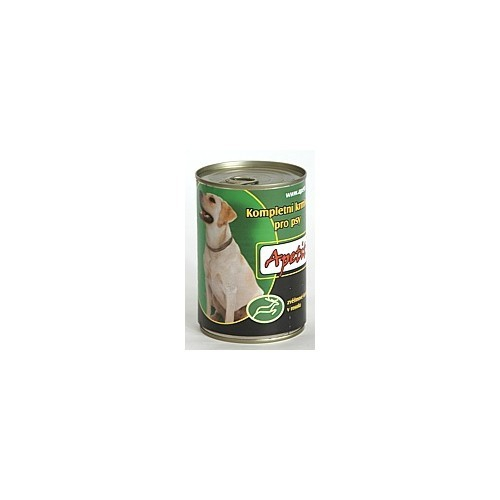 Apetit 410g zvěřina dog 1ks