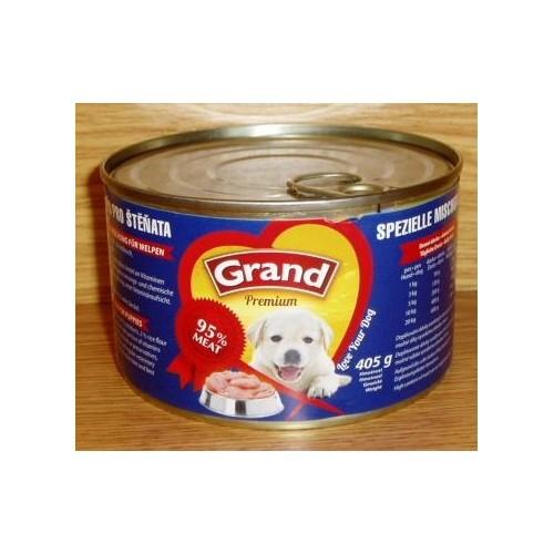 Grand 405g speciální směs pro štěňata 1ks