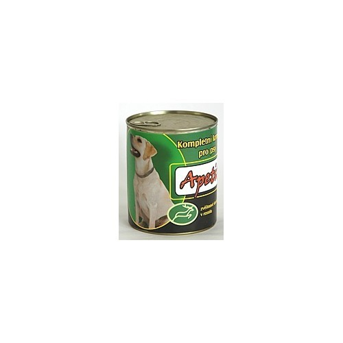 Apetit 1250g zvěřina dog 1ks