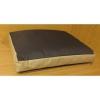 Matrace se zip.Basic Duo 65cm tmavě hnědá+krémová-94