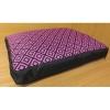 Matrace se zipem Trendy 65cm růžová mozaika+černá-94