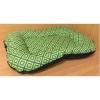Ponton se zipem Trendy 150x110cm zelená mozaika+šedá-94