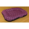Ponton se zipem Trendy 150x110cm růžová mozaika+černá-94