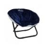 Relax křeslo tmavě modré 50x50x40cm