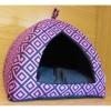 Iglu Trendy 43x43x35cm růžová mozaika+černá-94