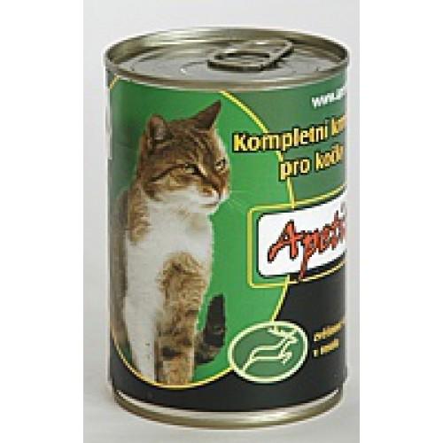 Apetit 855g zvěřina cat