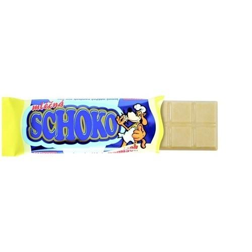 Čokopochoutka mléčná 30g