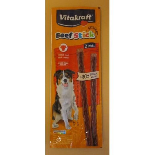 Beef stick with hovězí 2ks