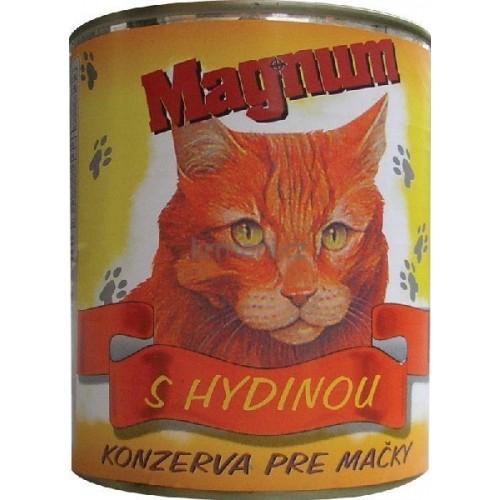 Magnum 855g drůbeží cat