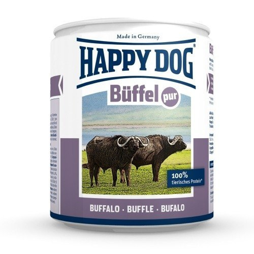 Happy Dog BÜFFEL Pur Buvol 800g