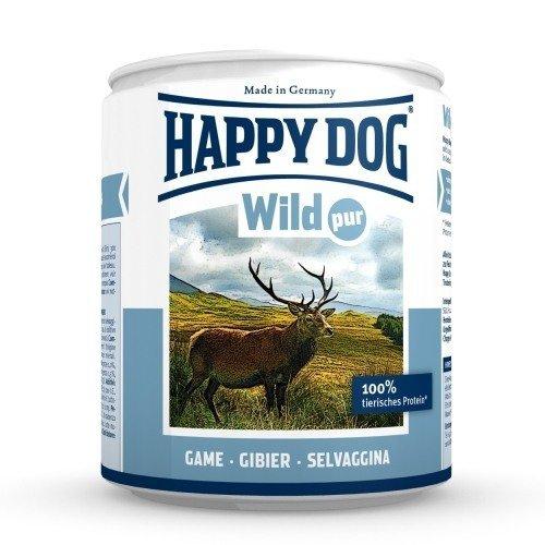 Happy Dog Wild Pur Zvěřina, 800g