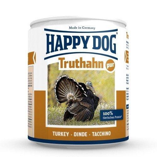 Happy Dog Truthahn Pur Krůtí, 800g