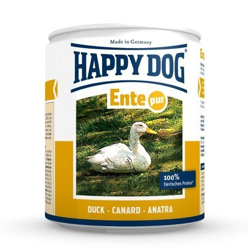 Happy Dog Ente Pur Kachní 200g
