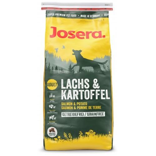 Josera Lachs/Kartoffel Adult 15 kg