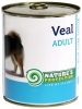 Natures Protection Can Dog Adult Veal 800 g