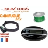 Elektronický neviditelný ohradník CANIFUGUE MIX