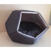 Domek s pol.Cubby Basic Duo 60x60x44 tm.hnědý+béžový
